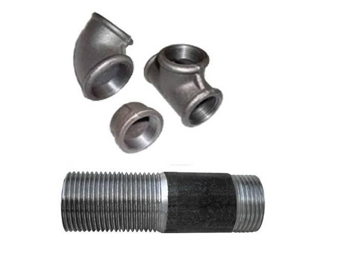 Соединение водопроводных труб: способы для разных материалов