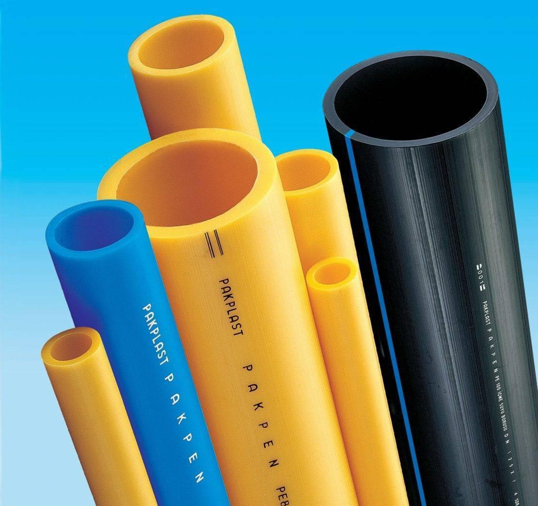 Водопроводные трубы: свойства, виды и характеристики