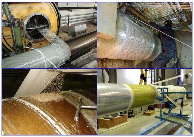 Трубы пластиковые большого диаметра:  пвх, полиэтиленовые, полипропиленовые +фото