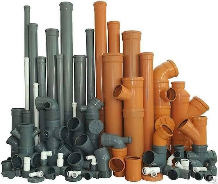 Канализационные трубы: выбор, правила монтажа, проблемы и решения