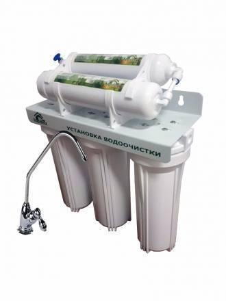 Установка водоочистки нортекс стандарт отзывы