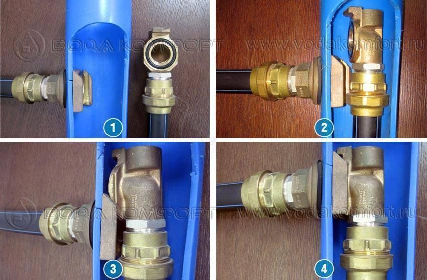 Адаптер для скважины: зачем он нужен и как провести монтаж своими руками - строительство дома своими руками