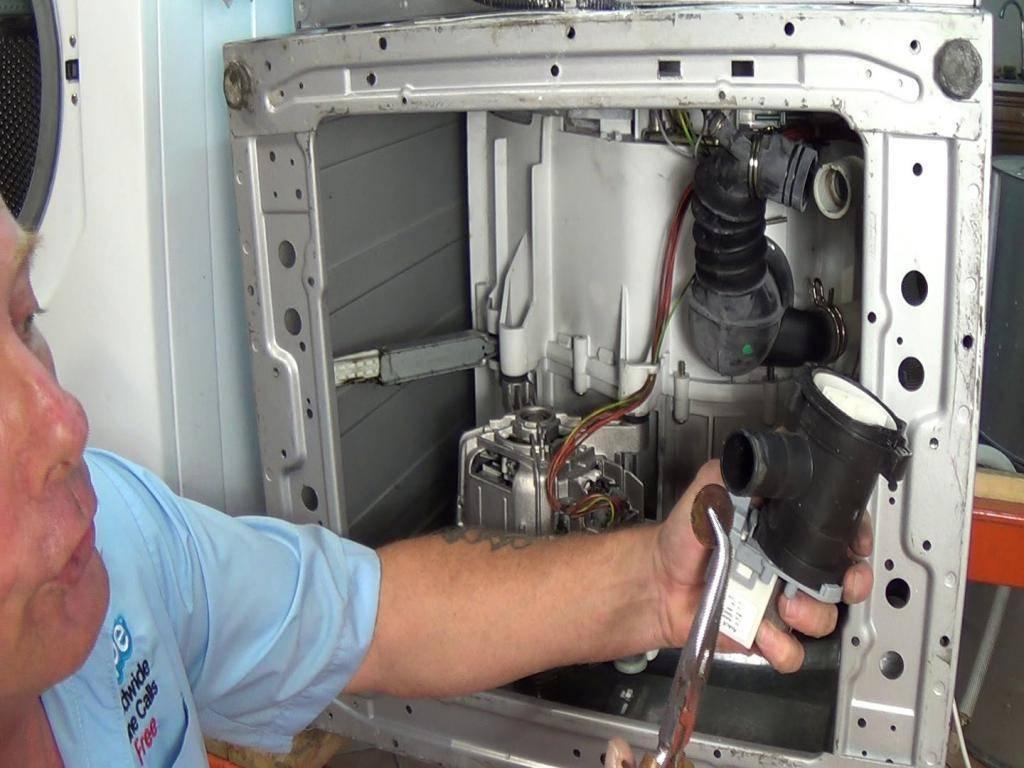 Из стиральной машины течет вода, что делать? советы мастера | рембыттех