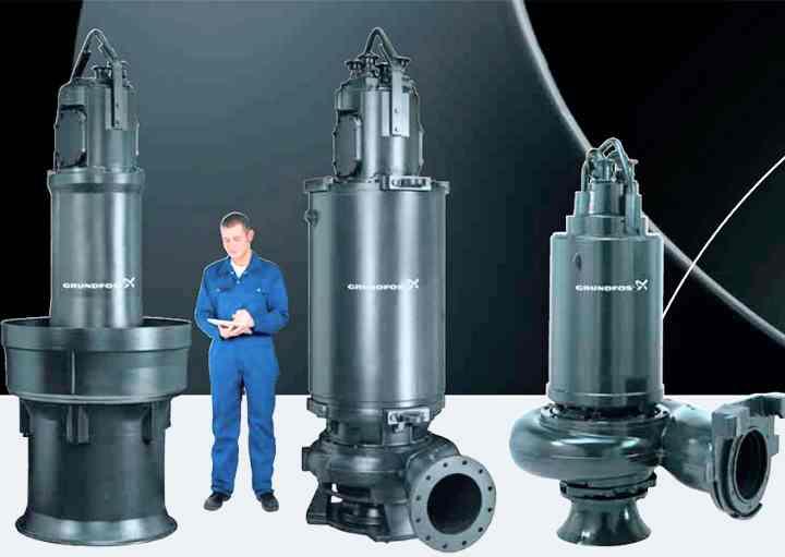 Промышленные дренажные насосы: разновидности, сферы применения и особенности конструкции