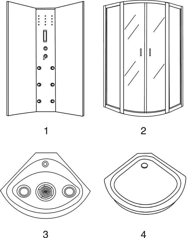 Установка душевой кабины (49 фото): в каком порядке устанавливать, монтаж и подключение своими руками, как установить и подключить душевую кабину к водоснабжению