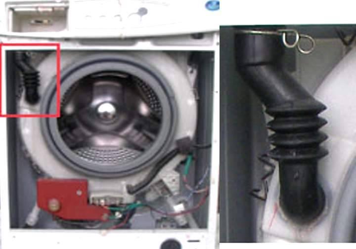 О жадинах: что делать, если стиральная машина постоянно набирает и сливает воду?
