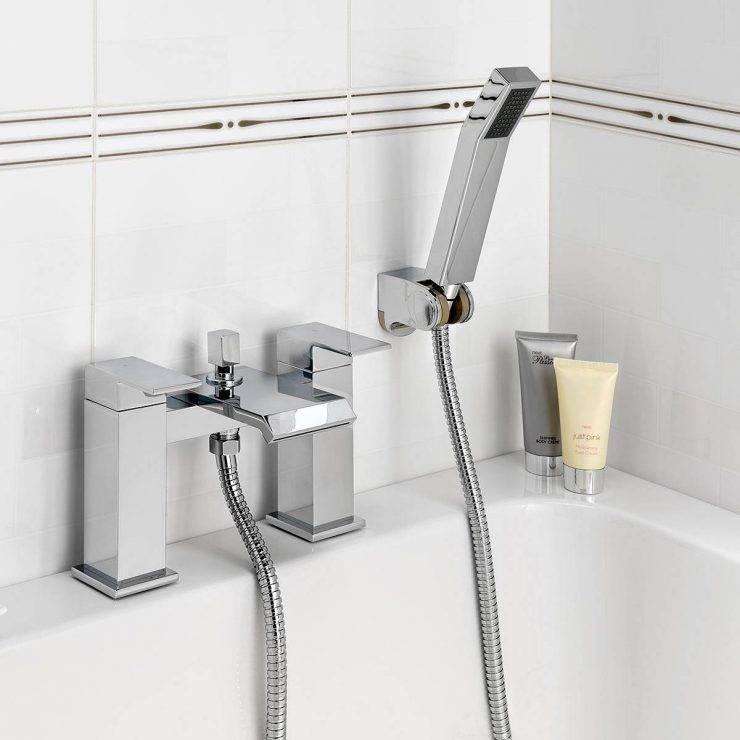 12 лучших смесителей для ванной комнаты