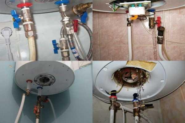 Как слить воду с бойлера: подробная инструкция