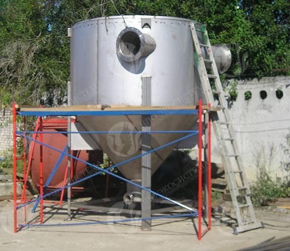 Что такое пескоуловитель для канализации и материалы изготовления