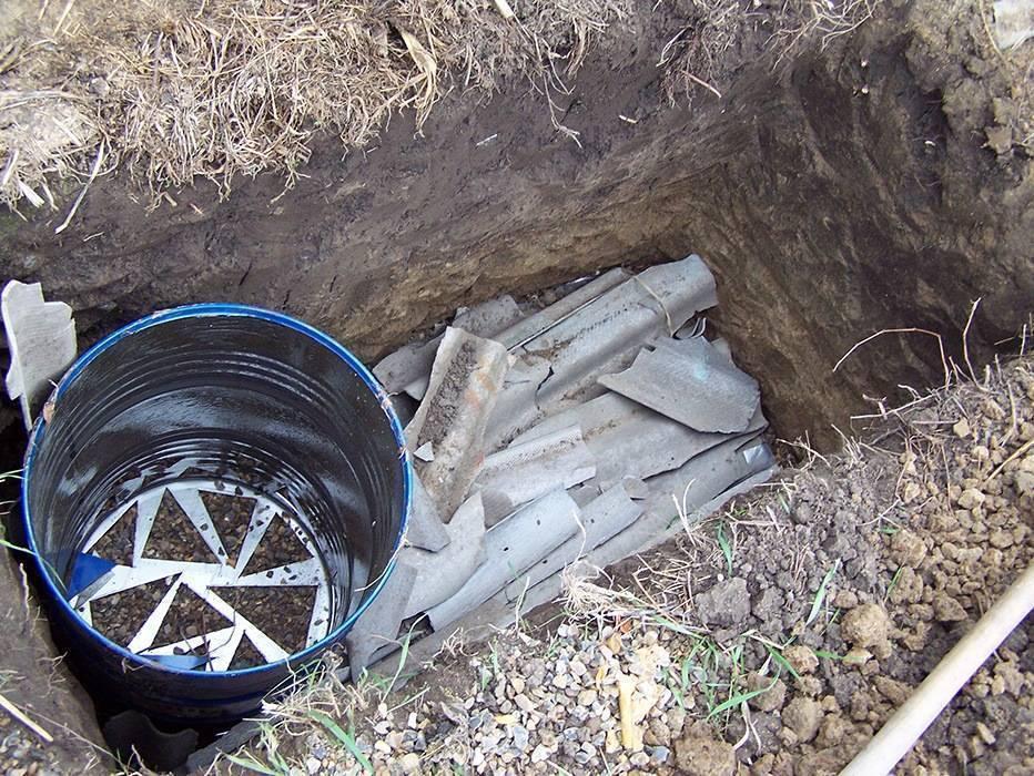 Как правильно сделать компостную яму: ценные советы опытных дачников