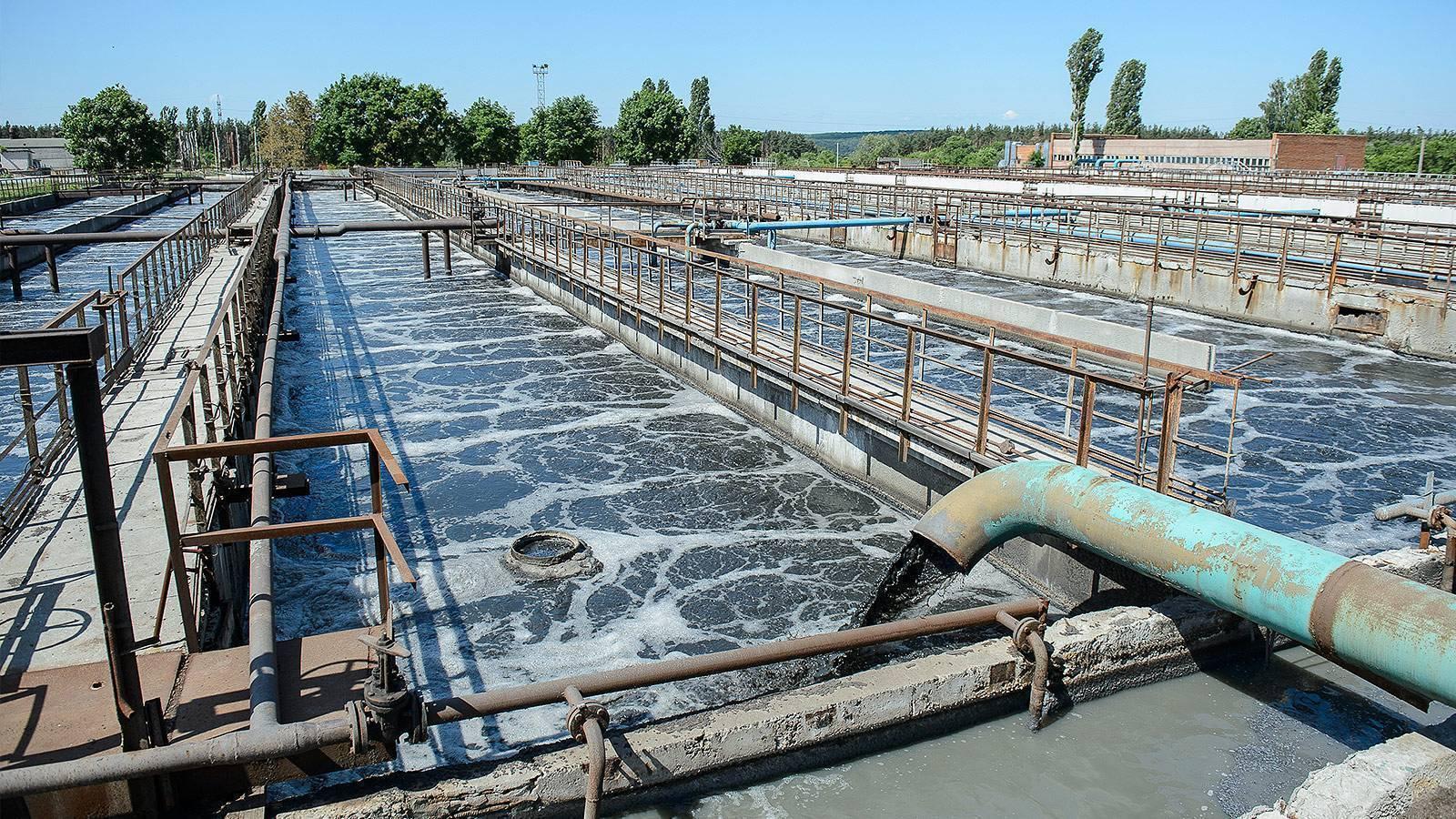 Очистные сооружения (40 фото): что это такое? принцип работы и схема, первичные и вторичные отстойники, другие стадии очистки воды установками