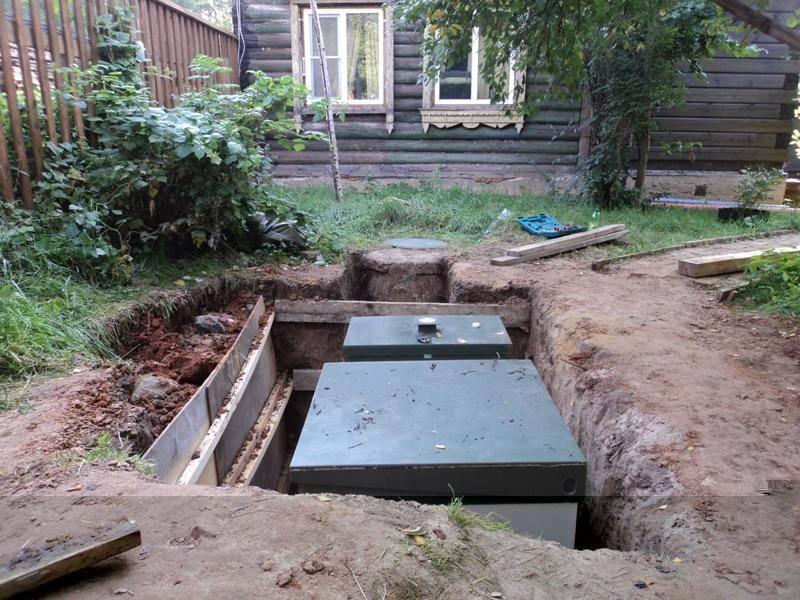 6 советов по расположению септика на участке | строительный блог вити петрова
