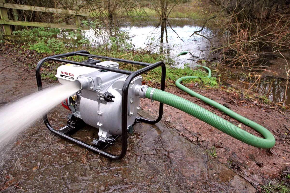 Помпы для воды:Какие виды бывают, технические характеристики и принцип их действия? +Фото и Видео
