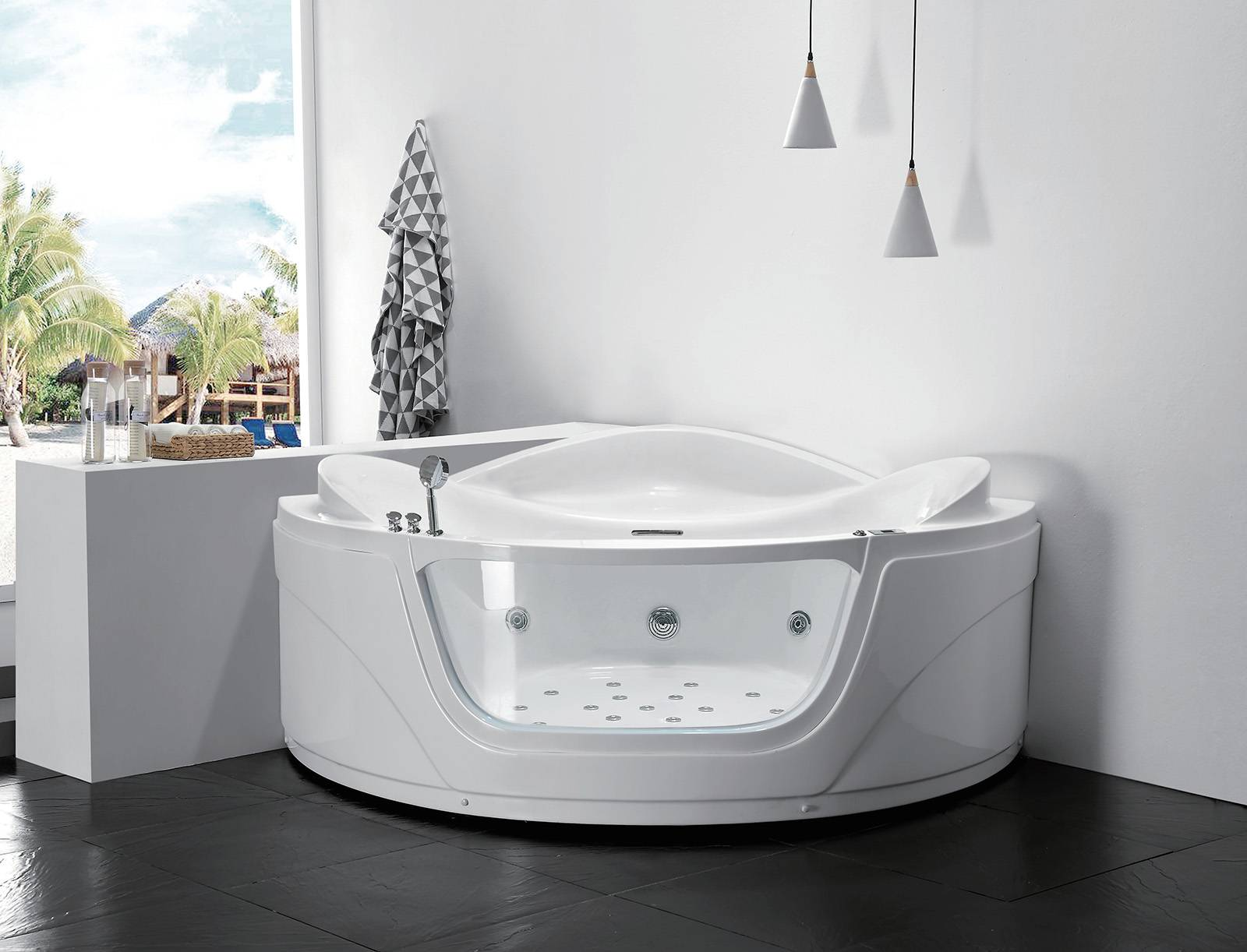 Размеры ванн (24 фото): стандартная ширина ванны для ванной комнаты. какая бывает длина?