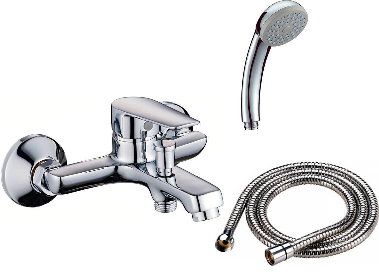 Как выбрать смеситель для ванной с душем - большая инструкция + видео