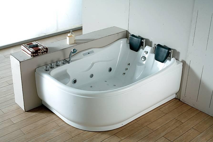 Как выбрать гидромассажную ванну: ванная комната с джакузи (+ фото видео)
