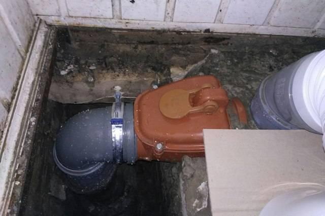 Обратный клапан для канализации: воздушные изделия и другие, инструкция как установить, видео и фото