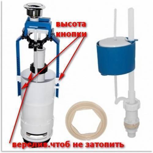 Не набирается вода в бачок унитаза: что делать, почему плохо поступает и медленно наливается в сливной бачок с нижней подводкой