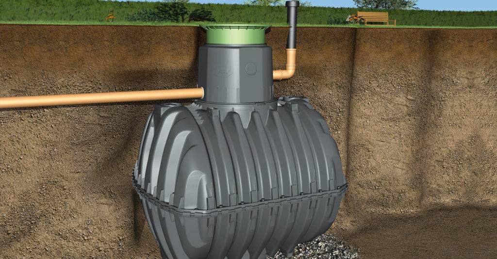Требования к накопительной емкости для сбора канализационных отходов