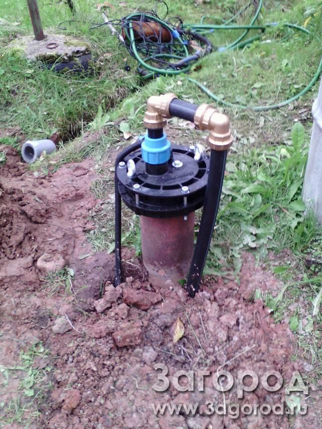 Как пробурить скважину на загородном участке. пошаговое руководство   строительный вестник