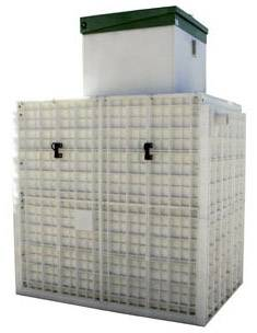 Септик тополь-5 (пр, long, long пр)